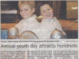 2008-10-09 Fencing in Epsom News