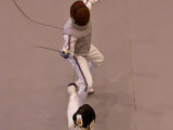 Fencing Action at EFC